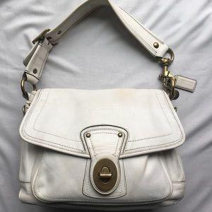 Coach Leather Legacy Shoulder Bag 10329